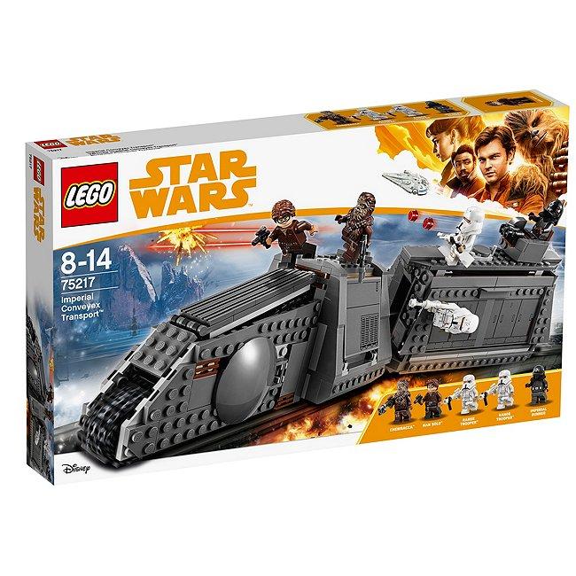 Image of Set Imperial Conveyex Transport LEGO 75217 Star Wars