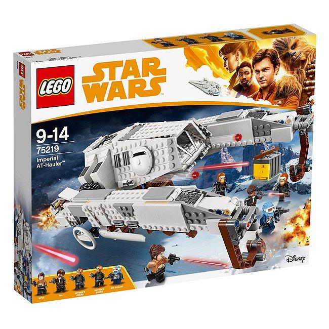 Image of Set Imperial AT-Hauler LEGO 75219 Star Wars