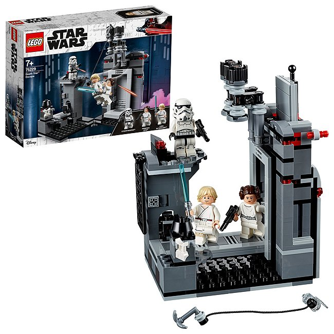 Image of Set LEGO 75229 Fuga dalla Death Star, Star Wars