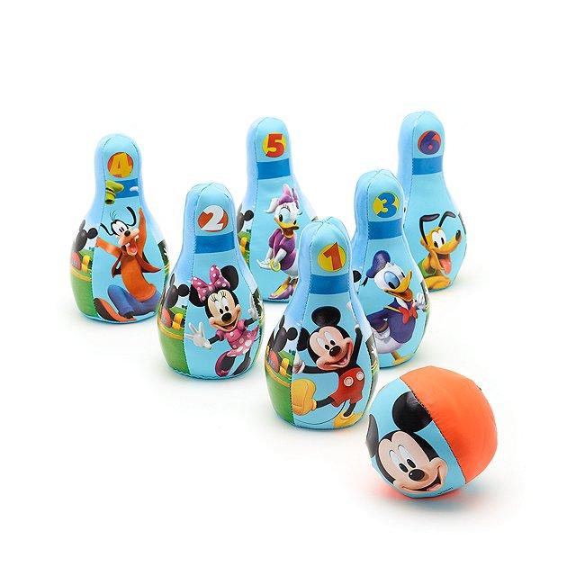 Disney Store jeu de quilles mickey et ses amis