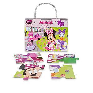 Puzzle 24 pezzi Happy Helpers, Minni