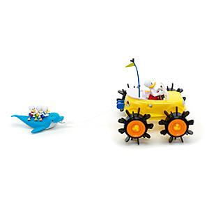 Donald Duck - Geländefahrzeug