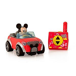 Mickey's Remote Control City Fun Racer Car - Fun Gifts