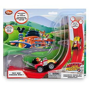 Mickey and the Roadster Racers Track Set - Track Gifts