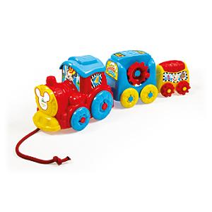 Mickey Mouse Activity Train, Baby Clementoni - Activity Gifts