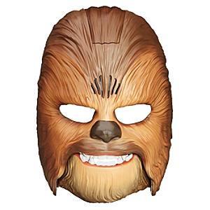 Chewbacca Electronic Mask, Star Wars: The Force Awakens - Electronic Gifts