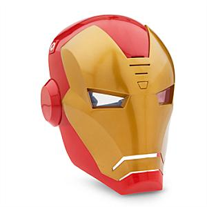 Iron Man Feature Mask With Sound, Marvel Avengers - Iron Man Gifts