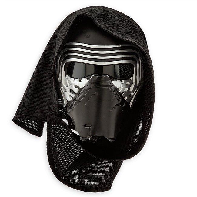 Masque de Kylo Ren avec changeur de voix, Star Wars