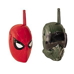 Spider-Man Homecoming Walkie Talkies - Spiderman Gifts