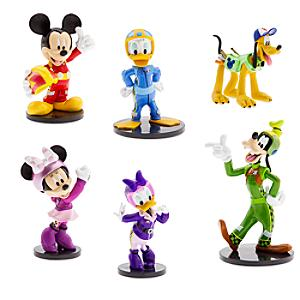 Set de figuritas Mickey Mouse Roadster Racers
