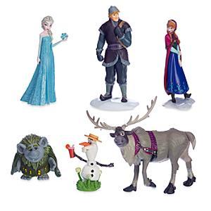 Frozen Figurine Set - Figurine Gifts