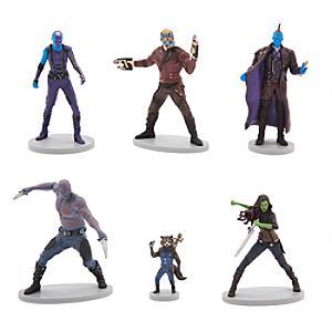 Ensemble de figurines Gardiens de la Galaxie Vol. 2