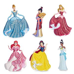 Disney Princess Formal Figurine Set - Figurine Gifts