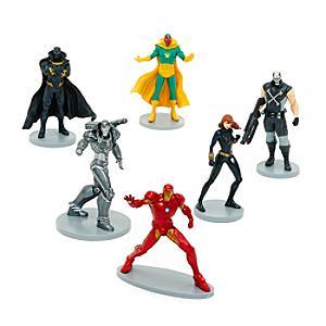 Iron Man Figurine Set - Iron Man Gifts