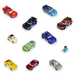 Set da gioco personaggi deluxe Disney Pixar Cars 3