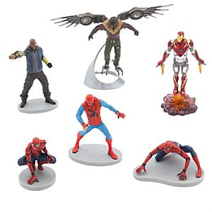 Spider-Man: Homecoming Figurine Set - Marvel Gifts