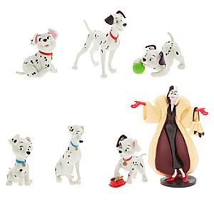 101 Dalmatians Figurine Play Set - Figurine Gifts