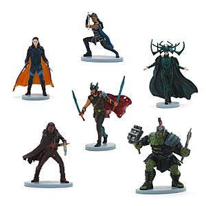 Thor Ragnarok Figurine Play Set - Figurine Gifts