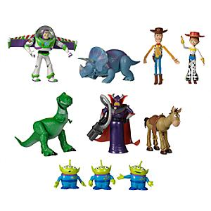 Toy Story Deluxe Action Figure Gift Set - Toy Story Gifts