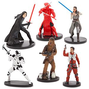 Star Wars: The Last Jedi Figurine Playset - Figurine Gifts