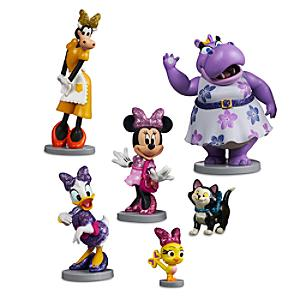 Minnie's Happy Helpers Figurine Playset - Figurine Gifts