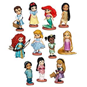 Disney Animators' Collection Deluxe Figurine Playset - Figurine Gifts
