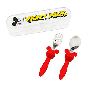 Mickey Mouse Cutlery Set - Cutlery Set Gifts