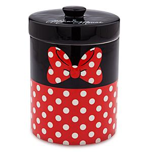 Minnie Mouse Storage Canister - Minnie Mouse Gifts