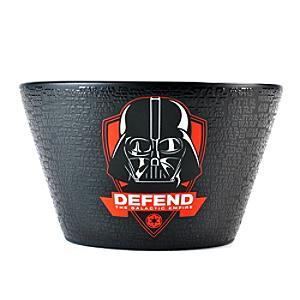 Darth Vader Raised Relief Bowl, Star Wars - Darth Vader Gifts