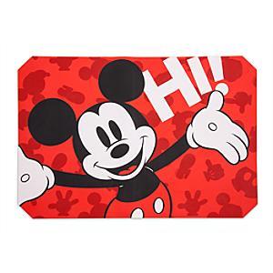Disney Store Tappetino da forno antiaderente in silicone Topolino Disney Eats
