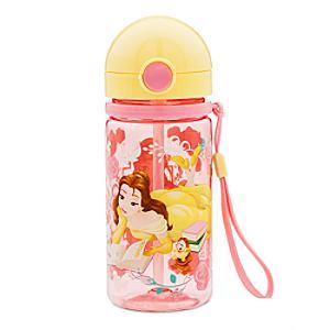 Botella infantil con recipiente para tentempiés Bella