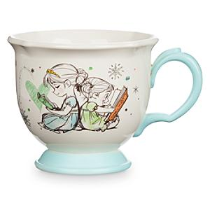 Tasse à thé La Reine des Neiges pour enfants, Collection Disney Animators