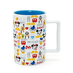 Mug emoji Mickey Mouse et ses amis