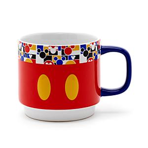 Mickey Mouse Memories Stackable Mug, 3 of 12 - Mickey Mouse Gifts