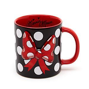Minnie Mouse Bow Mug - Minnie Mouse Gifts