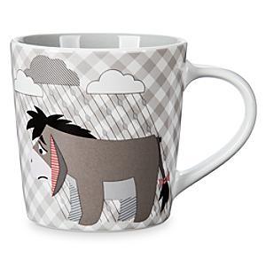 Eeyore Gingham Mug - Eeyore Gifts