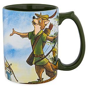 Robin Hood Classic Mug - Robin Gifts