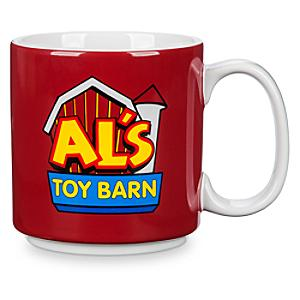 Disney Store - Toy Story - Al's Toy Barn - Becher