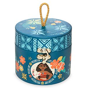 Moana Singing Jewellery Box