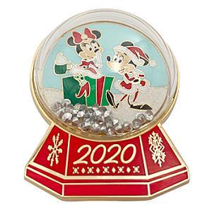 Disney Store Pin's Mickey et Minnie 2020
