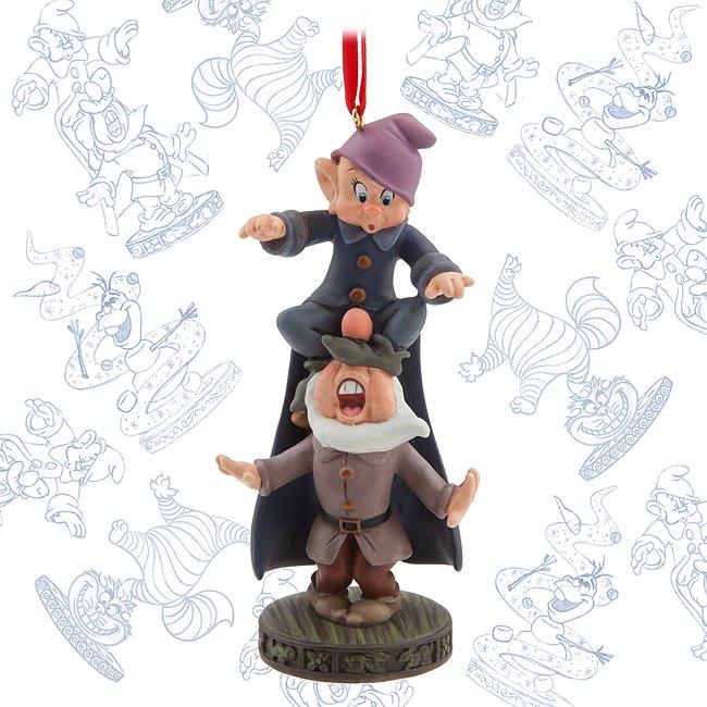 Figurine Simplet et Atchoum