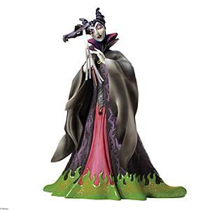 Disney Showcase Haute-Couture Maleficent Masquerade Figurine - Figurine Gifts