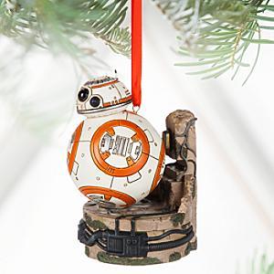 Star Wars BB-8 upplyst juldekoration