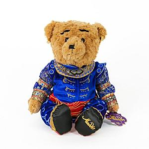 Genie Soft Toy Bear, Aladdin The Musical - Aladdin Gifts