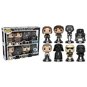 Rogue One: A Star Wars Story Pop! Vinyl Figures by Funko, Limited Edition Set of 8