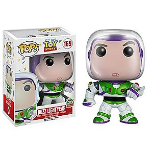 Toy Story Buzz Lightyear Pop! Vinyl Figure by Funko - Buzz Lightyear Gifts