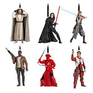 Star Wars: The Last Jedi Hanging Ornament Set - Ornament Gifts