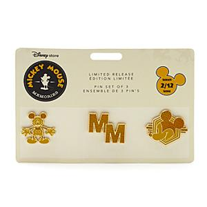 Mickey Mouse Memories Pin Set, 2 of 12 - Mickey Mouse Gifts