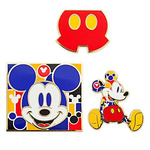 Mickey Mouse Memories Pin Set, 3 of 12 - Mickey Mouse Gifts