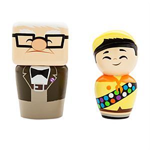 Disney Pixar Up Wooden Collectibles - Disney Gifts